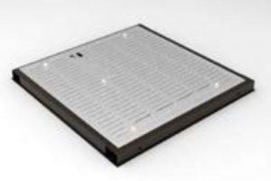 2 Actief ventilatiepaneel SFT Type Ecologic gesloten