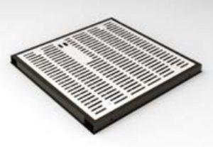 3 Actief ventilatiepaneel SFT Type Ecologic open