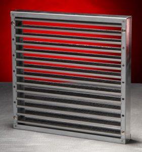 Brandwerend ventilatierooster SFT Type LVH-44