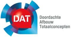 DAT afbouw logo