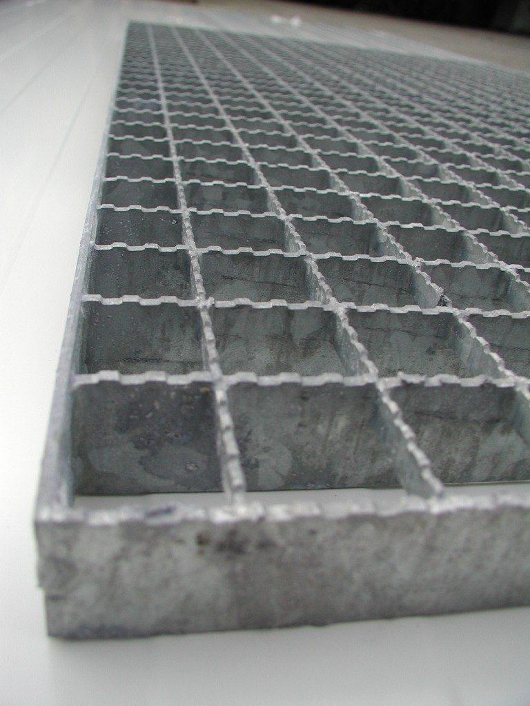 Steel  Norm-  Ventilation Gratings - System Floor Technics
