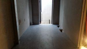 Vloer voltooid kleine ruimte II