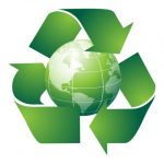 recycle-symbol-and-globe